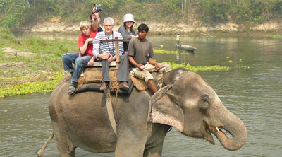 Wildlife safari Tours of Nepal