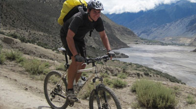 Jomsom Muktinath mountain Bike