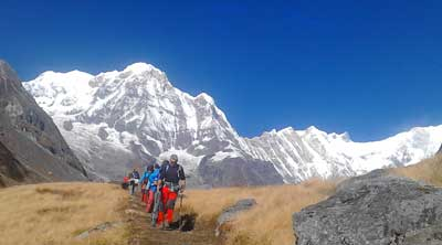 Annapurna Trekking and Chitwan Safari tour