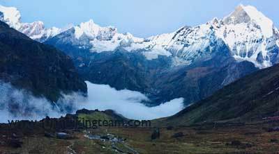 Annapurna Base Camp Trek 2021