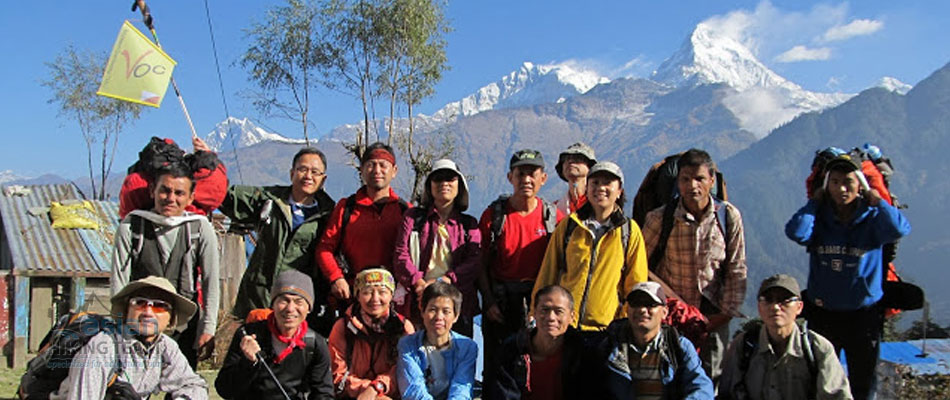 Illustrious Trekking of Nepal