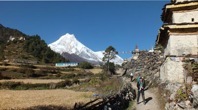 Why increase trekkers in Manaslu?