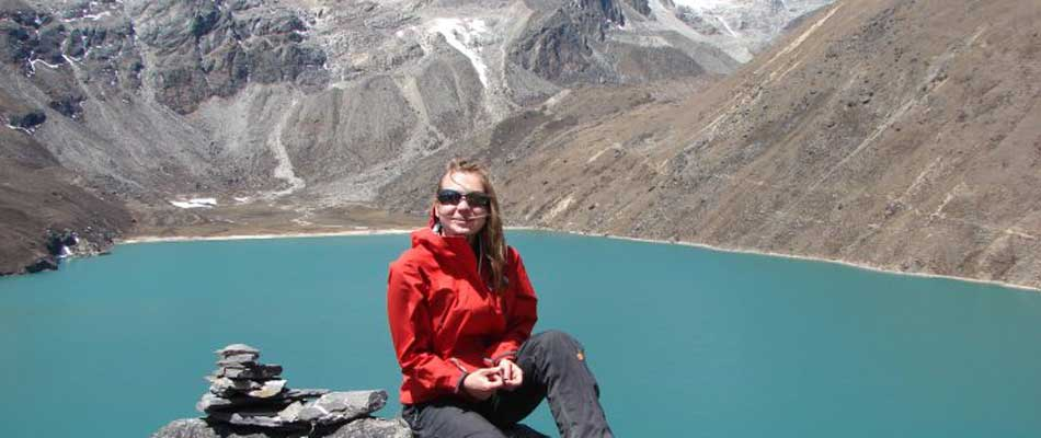 Gokyo valley Renjola Pass Trekking