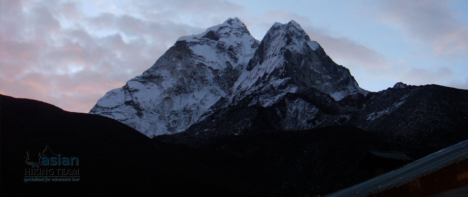 Ama Dablam Expedition 2021