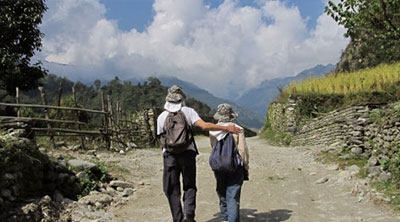 Gorkha hiking tour