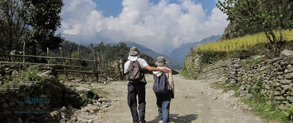 Hiking Tour of Nepal