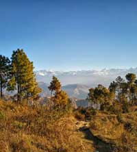 Sankhu Nagarkot Day Hiking