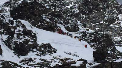 Mountaineers abandon Mt K2 bids after avalanche