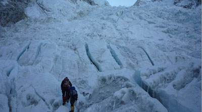Sherpa climbers open summit route of Mt Everest