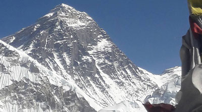 Everest Height Revised at 8848.86m