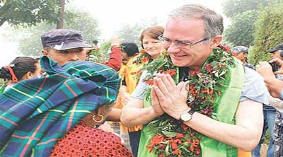 Nepal is safe for travel: British Ambassador to Nepal