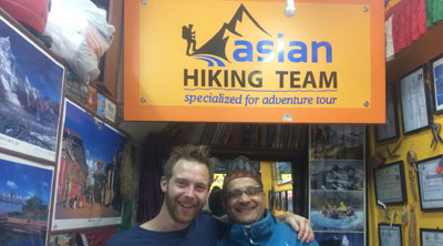Why Asian Hiking Team?