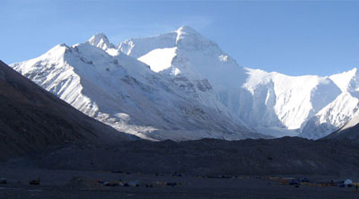 Everest Base Camp with Lhasa Tour