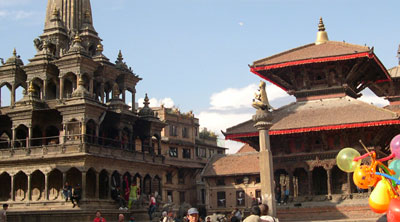 All round tour in Nepal