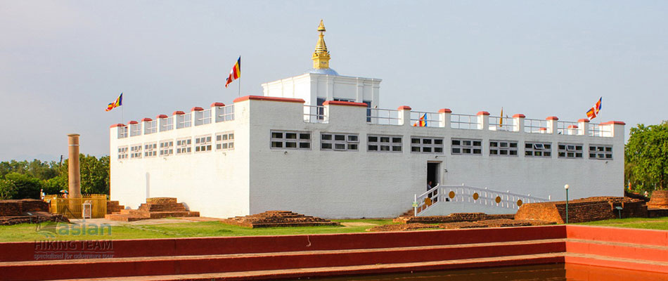 Image result for lumbini