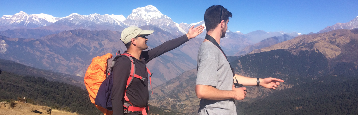 Ghorepani (Poon Hill) Ghandruk Trekking - short and easy trek in Annapurna