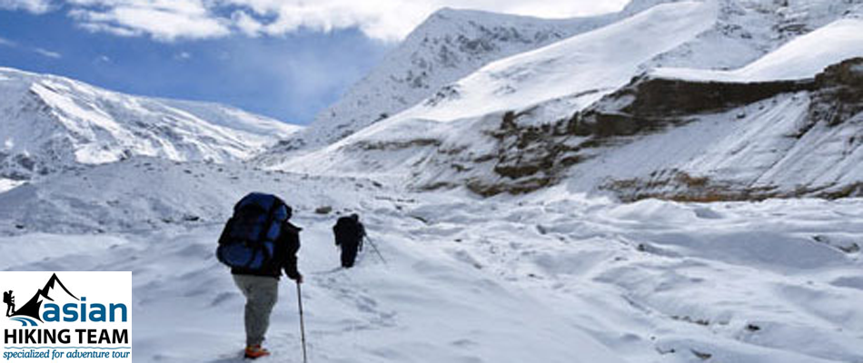 Great Himalayan Trails (GHT) Trekking