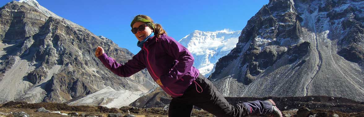 Trekking in Kanchenjunga Base Camp